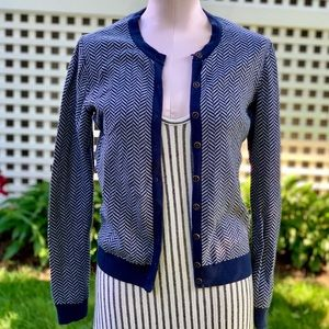 💫New Listing✨Tommy Hilfiger Gold Button Cardi